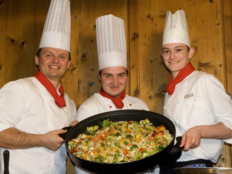 Vom Gröstl und den Kalbsbackerln - Kulinarik in Tirol