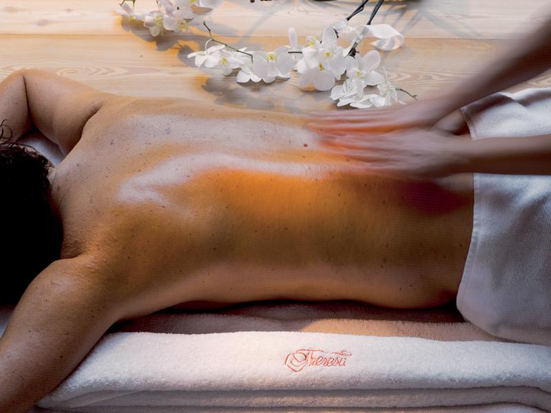 Massage im Hotel THERESA