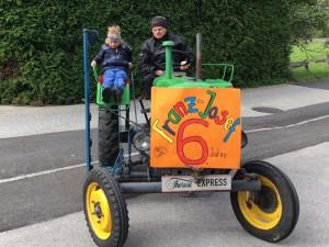 Ein Traktor für Franz-Josef