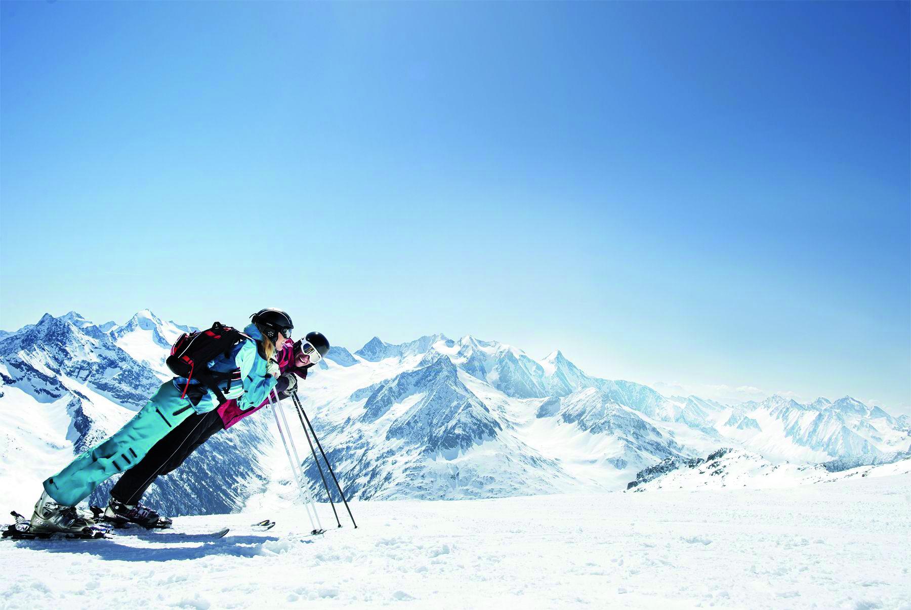 Der Skiurlaub im Zillertal klopft an!