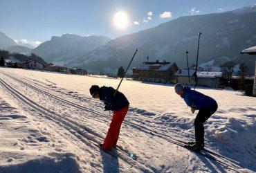 Spannung und Entspannung im Skiurlaub im Zillertal