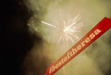 …wieviel Nationen Silvester im Hotel Theresa feierten?