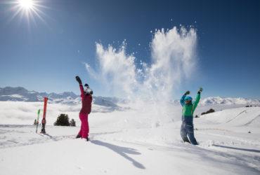 Der perfekte Skiurlaub wartet im Zillertal