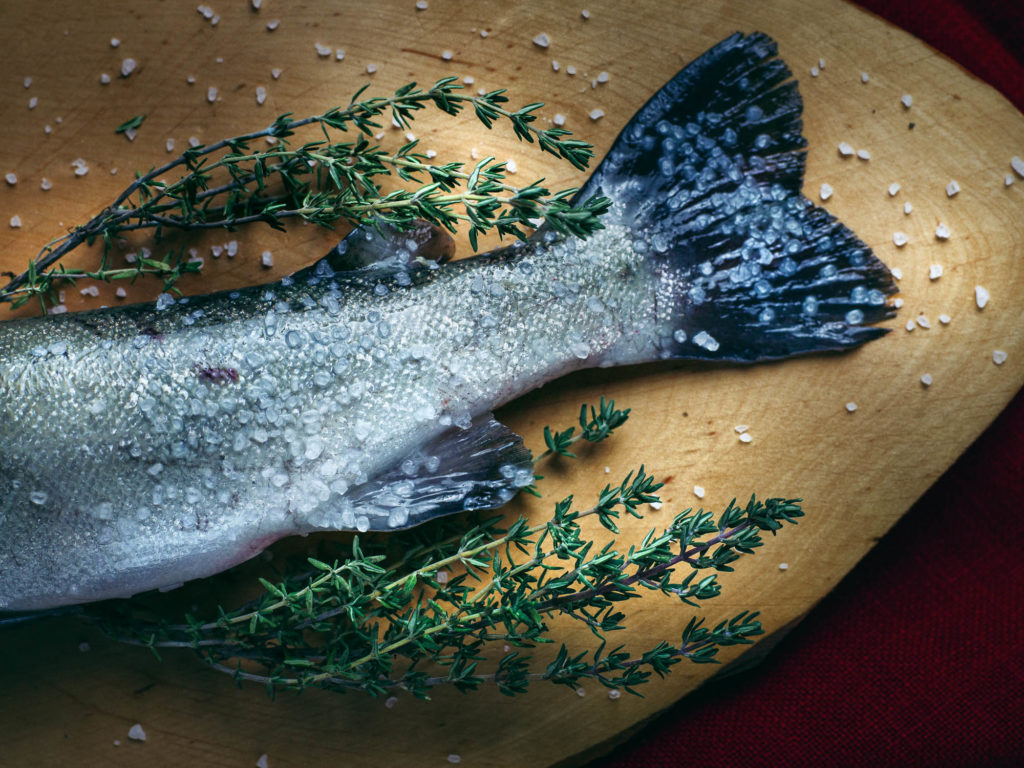 Gourmethotel Theresa im Zillertal | Frischer Fisch aus dem Zillertal